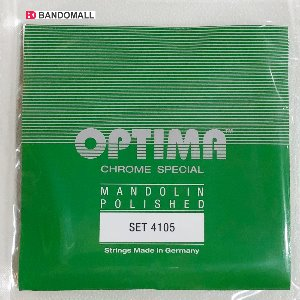 만도린스트링 Optima Mandolin string 4105 Loop end