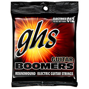 GHS 부머 일렉전기기타줄스트링 boomers GBH 012