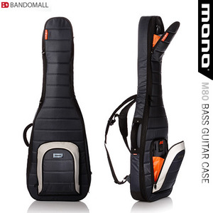 모노 M80 bass guitar case Black